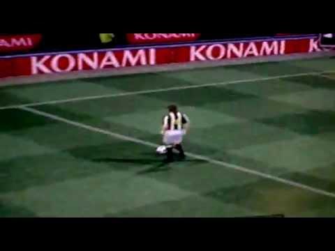 2 goal spettacolari (uno a culo 1°) PES 09.