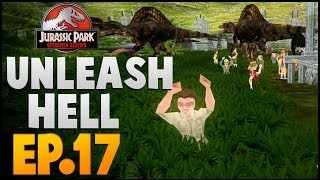 download lagu Jurassic Park: Operation Genesis  Ep.17 - Unleash Hell. gratis
