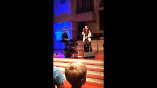 You revive me - Christy Nockels Live in Dothan AL.mp4