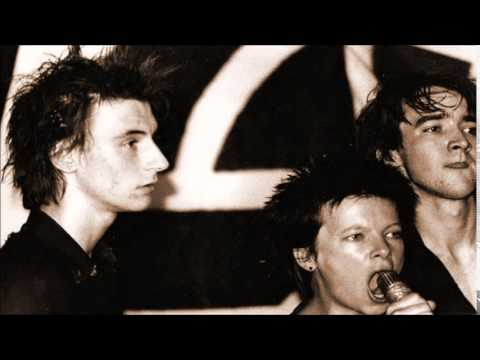 Crass - Peel Session 1979