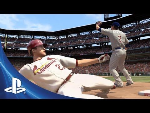 MLB 12 The Show &#8211; Playoffs (Extended Version)