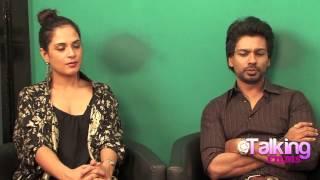 Nikhil Dwivedi Richa Chadda Exclusive on Tamanchey Part 1