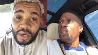 Boosie said Kevin was in PROTECTIVE CUSTODY and got EXTORTED by INMATES. Gates RESPONDS