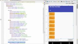 12. Material Desing | Sistema de Chat Avanzado en Tiempo Real - Android Studio