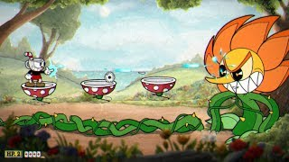 Cuphead: Cagney Carnation Boss Fight #5