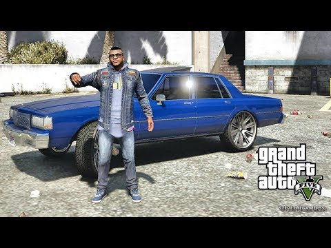 GTA 5 REAL LIFE MOD #135 LET'S GO TO WORK!!! (GTA 5 REAL LIFE PC MOD) LOWRIDER GARAGE DONK