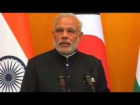'Consider Korea crucial partner in India's economic modernisation,' says PM Narendra Modi in Seoul