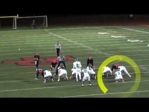 Highlight Reel: Tim Lydon - 2012 Edina Football