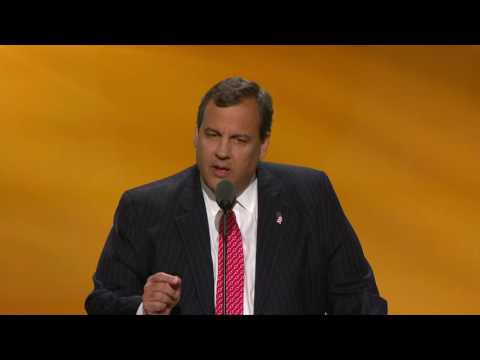 Governor Chris Christie attacks Hillary Clinton