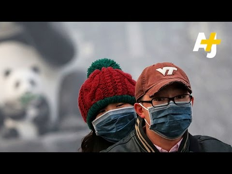 China Smog Film Goes Viral
