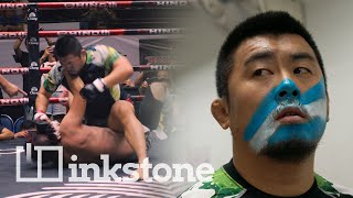 Chinese MMA fighter Xu Xiaodong's biggest fight