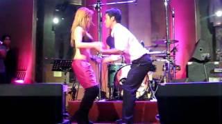 manyak dance