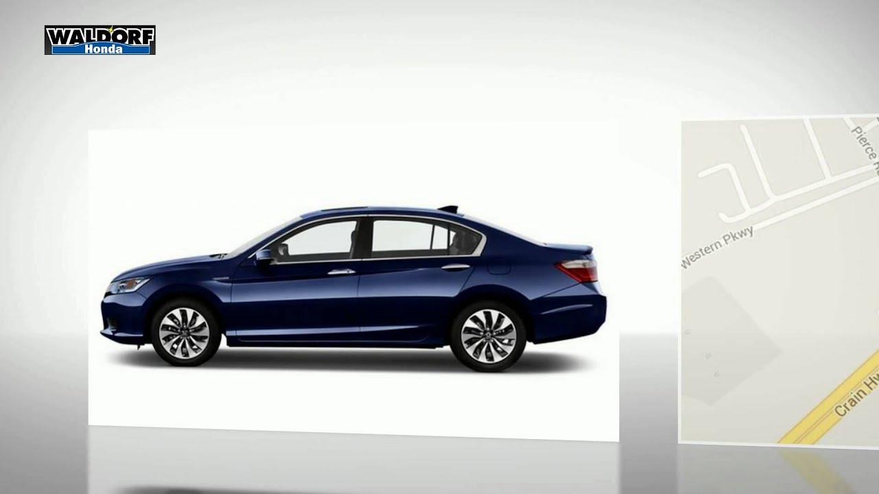 2015 honda accord hybrid review waldorf honda dealer for Honda dealership waldorf md