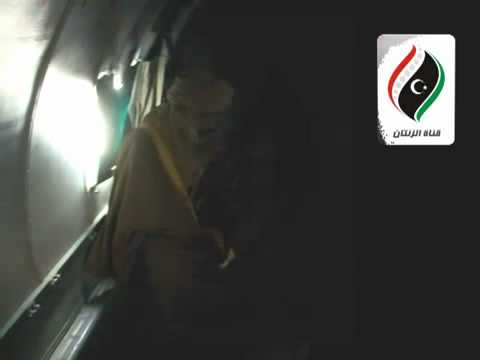 Saif Al Islam Gaddafi Capture in Ubari Libya, Nov  19, 201