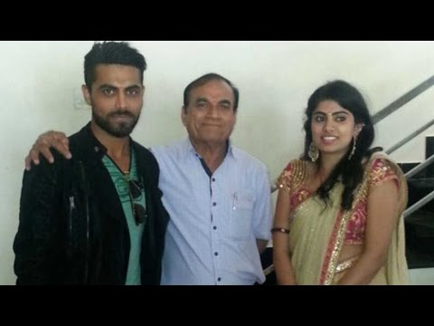 Ravindra Jadeja is getting engaged to Reeva Solanki