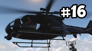 Grand Theft Auto 5 Part 16 Walkthrough Gameplay - Three's Company - GTA V Lets Play Playthrough