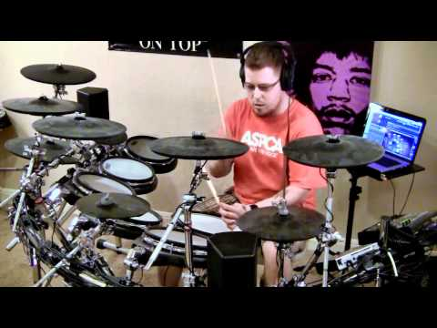 TOOL BOTTOM DRUM COVER - PRO TOOLS AND SUPERIOR DRUMMER 2.0