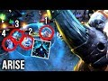 Arise Magnus Best Magnus Player Of All Time No One Can Beat Him EPIC Gameplay Compilation Dota 2 mp3