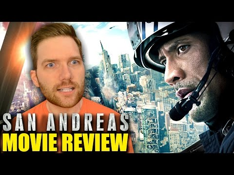 San Andreas - Movie Review
