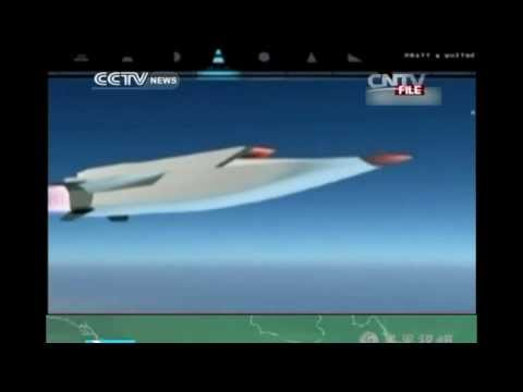 China Just Tested A Hypersonic Missile Vehicle