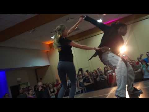 WZF2018 Patrycja and Pasty Class Demo ~ video by Karolina Kehl