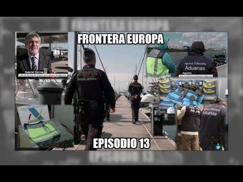 Control de Aduanas, Frontera Europa 13 - Aduanas SVA