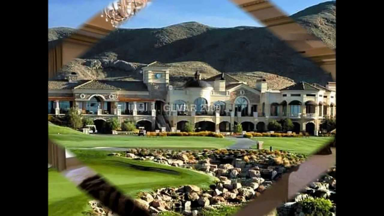 Luxury dream house for sale in las vegas nv 12 000 000 for Las vegas dream homes