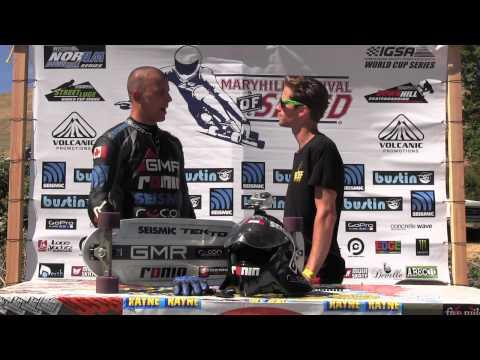 Rider interview - Mischo Erban
