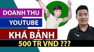 Khá BảnH Kiếm Tiền YouTube - Sự Thật Bất Ngờ - Lê Minh Hài
