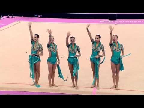 AGF Promo Sport Begins With Gymnastics