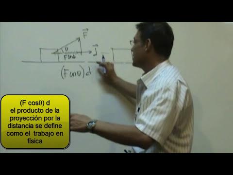 Clase 5, Operación Producto Punto entre Vectores, proyección de un vector sobre otro vector.