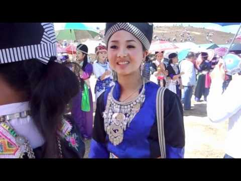Beautiful Hmong Girl in Laos 2013...Free Phone Number