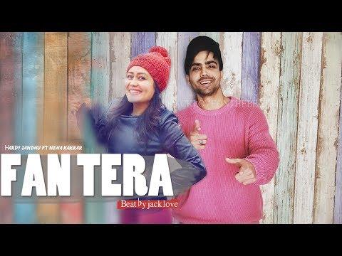 Fan Tera - Hardy Sandhu | Neha Kakkar | Type Instrumental Beat 2018