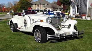 1982 Excalibur automobile