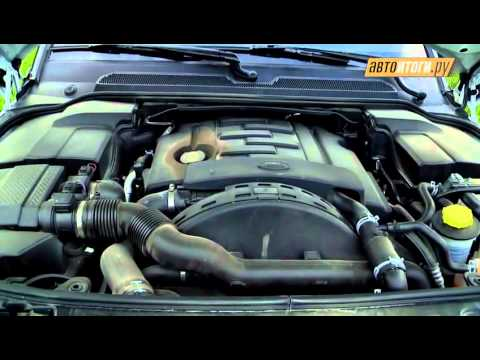Тест-драйв LR Discovery 4 vs. Mitsubishi Pajero Sport
