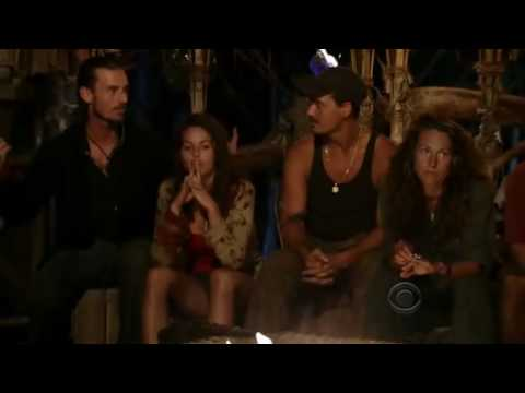 Survivor Heroes vs Villains Boston Rob Voted Out