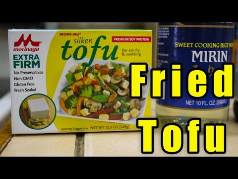 TOFU RECIPE YOU CAN'T RESIST! AGEDASHI | JESSE SAGE