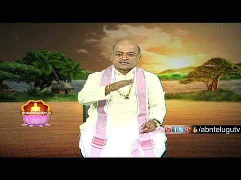 Garikapati Narasimha Rao About Illegal affairs | Nava jeevana Vedam | ABN Telugu