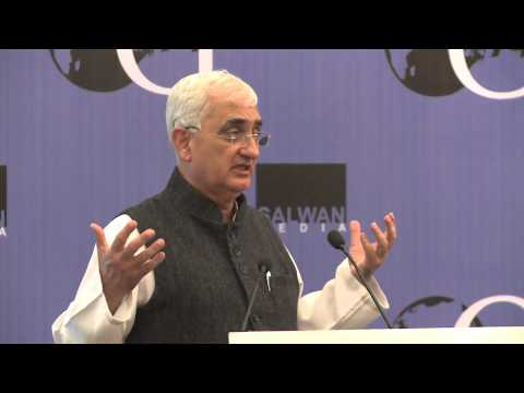 Inaugural Address by Salman Khurshid, India's Minister for External Affairs
