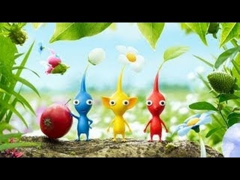 Pikmin 3 Walkthrough Gameplay By Developer【HD】