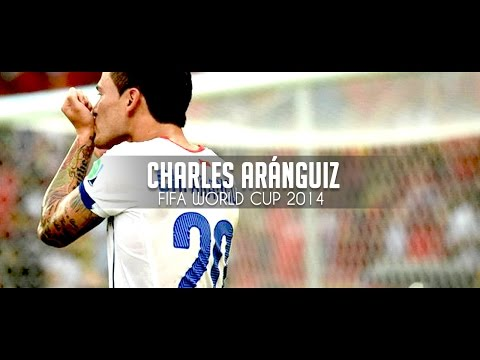 Charles Aránguiz - World Cup 2014 [720p - HD]