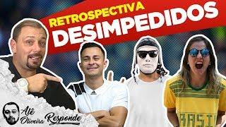 MELHORES DO ANO | ESPECIAL DESIMPEDIDOS - ALÊ OLIVEIRA RESPONDE #68