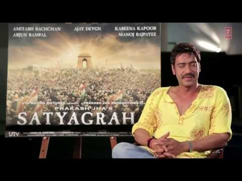 Making Of Raghupati Raghav Song Satyagraha | Amitabh Bachchan, Ajay Devgn, Kareena, Arjun Rampal video