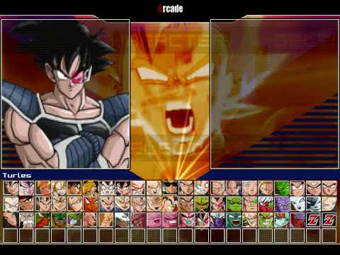 MUGEN DBZ SAIYAN FURY 09 DOWNLOAD