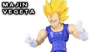 S.H. Figuarts MAJIN VEGETA Dragon Ball Z Action Figure Review