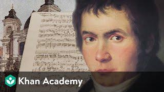 Ludwig van Beethoven: Symphony No. 5, analysis by Gerard Schwarz (part 1) | Music | Khan Academy