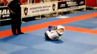 DLR Guard   Berimbolo   Sweep 3