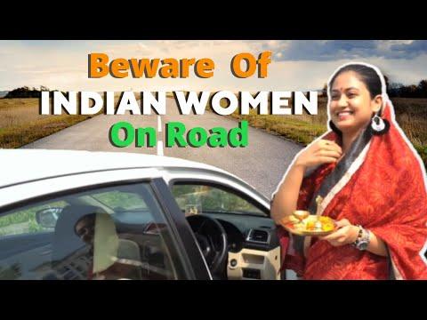 Beware Of Indian Women On Road // Captain Nick