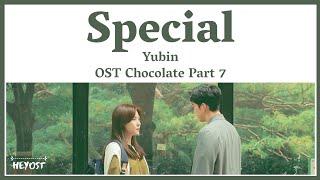 Download Yubin (유빈) - Special OST Chocolate Part 7 | Lyrics Mp3/Mp4