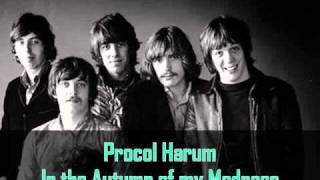 Watch Procol Harum In The Autumn Of My Madness video